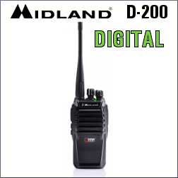 MIDLAND D-200 DIGITAL