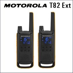 MOTOROLA TLKR T82 EXTREME