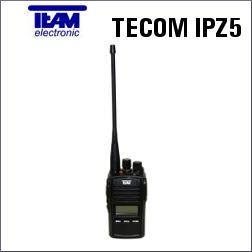 TECOM IPZ5 PR8090 UHF PARA CAZADORES