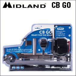 MIDLAND CB GO DE 40 CANALES AM/FM