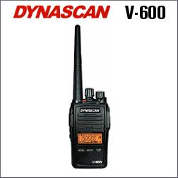 DYNASCAN V-600 de 256 canales
