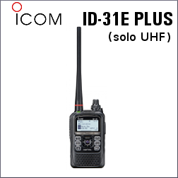 ICOM ID-31E PLUS UHF DIGITAL