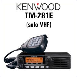 KENWOOD TM-281E VHF FM