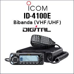 ICOM ID-4100E DIGITAL TRANSCEPTOR BIBANDA