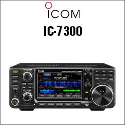 Transceptor ICOM IC-7300 HF