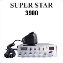 SUPER STAR 3900 radio de banda ciudadana-27 Mhz