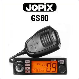 JOPIX GS60 RADIO TAMAÑO REDUCIDO