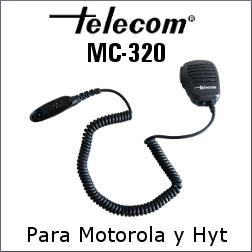 MICROALTAVOZ MC-320 de Telecom